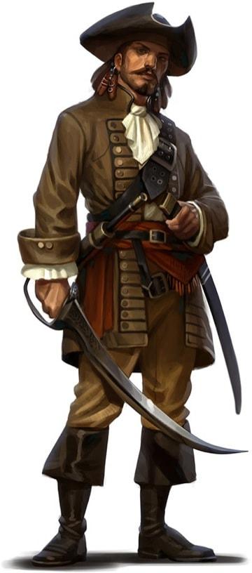 Captain Torius Vin