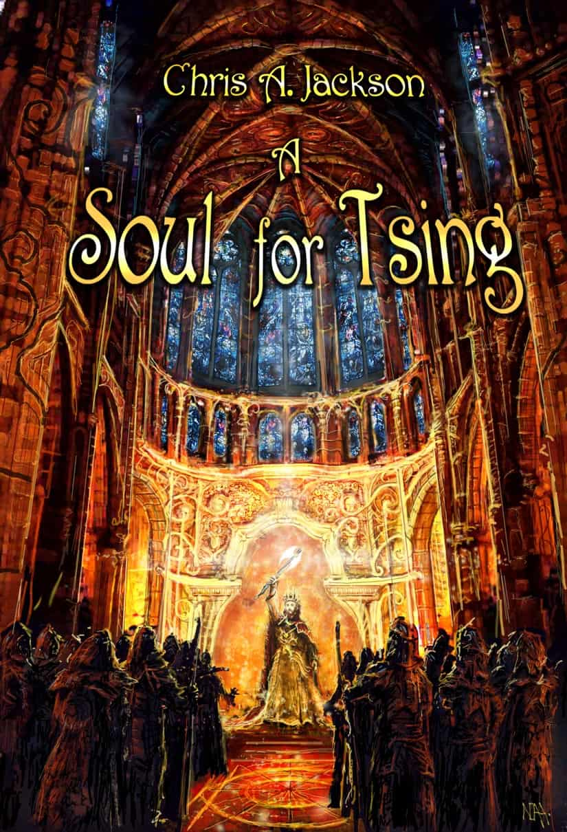 A Soul for Tsing cover