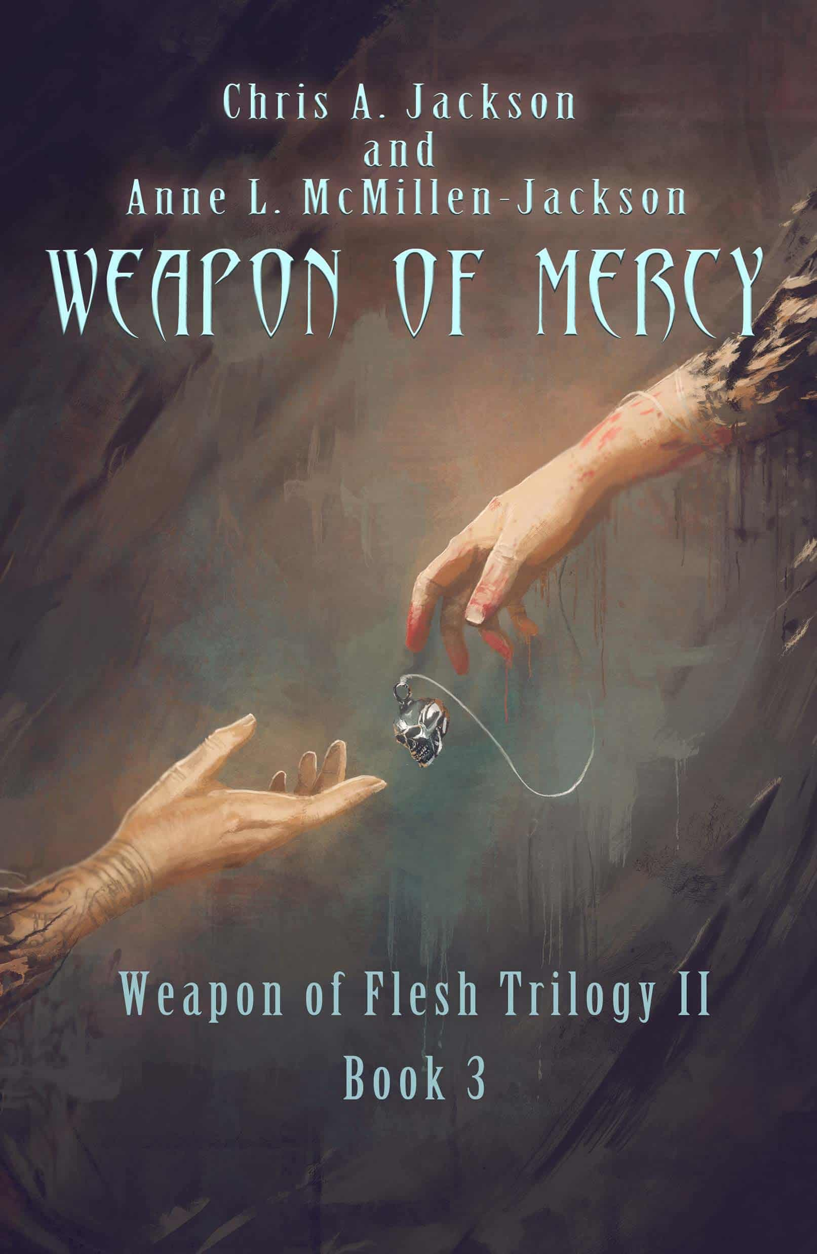 Weapon of Mercy cover