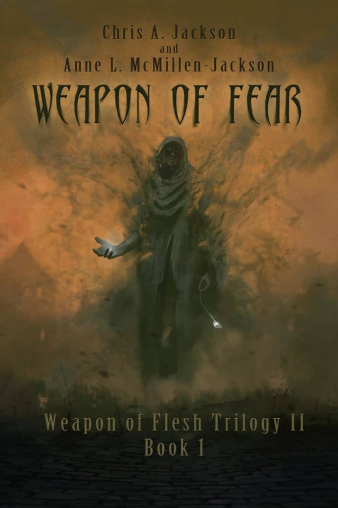 Weapon of Fear cover